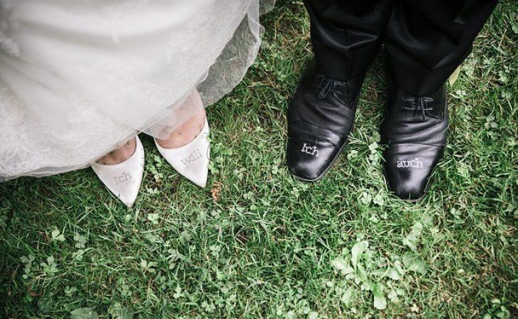 איך בוחרים נעלי כלה